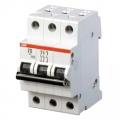 Автоматические выключатели АББ S200 6кА характеристика D