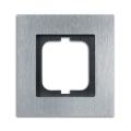 Рамка 1 пост carat  сталь