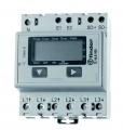 Электросчетчики 10(65)A, MID 3-фаза - Электронный дисплей
